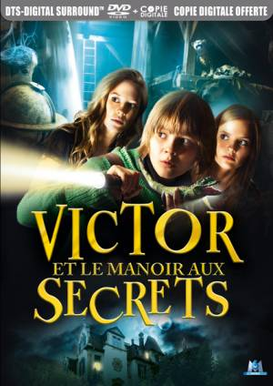 Victor et le Manoir aux Secrets