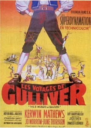 LES 1960 GULLIVER VOYAGES TÉLÉCHARGER DE