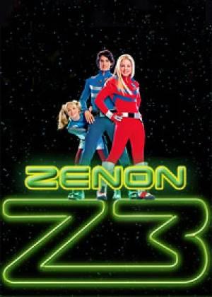 Zenon et la déesse de la Lune