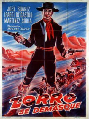 Zorro se Démasque