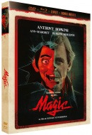 Magic [Édition Collector Blu-Ray + DVD + Livret]