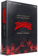 Zombie - Dawn of the Dead - Coffret BR 40ème Anniversaire