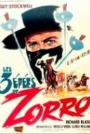 Les Trois Epées de Zorro