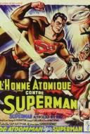 L'Homme atomique contre Superman