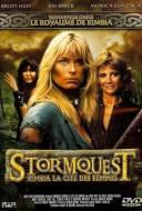 Stormquest, Kimbia la cité des femmes