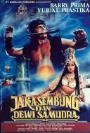 Jaka Sembung and the Ocean Goddess
