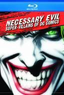 Un Mal Nécessaire: Les Vilains de DC Comics