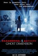 Paranormal Activity : The Ghost Dimension
