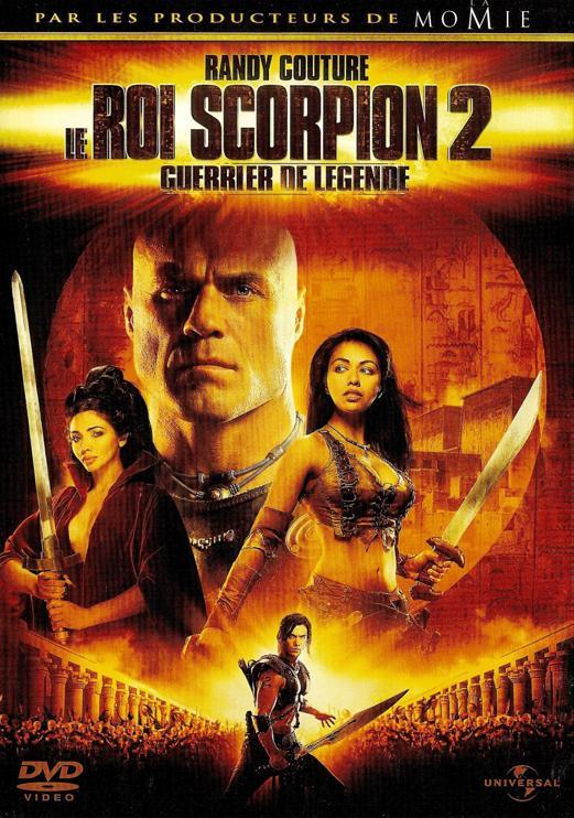 Le Roi Scorpion 2 - Guerrier de légende (2012)