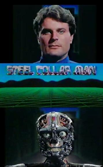 Steel Collar Man