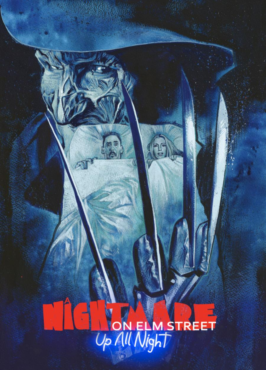 A Nightmare On Elm Street - Up All Night