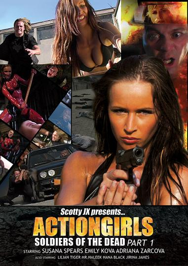 Actiongirls : Soldiers of the Dead - Part 1