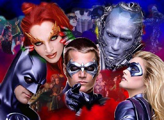 Batman et robin 1997 - Image de batman et robin ...