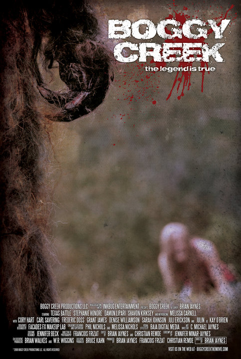 Boggy Creek: The Legend is True | Horreur.net The Legend Is True Boggy Creek