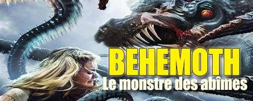 Béhémoth - Le Monstre des abîmes
