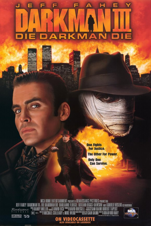 darkman 3 1996 horreurnet