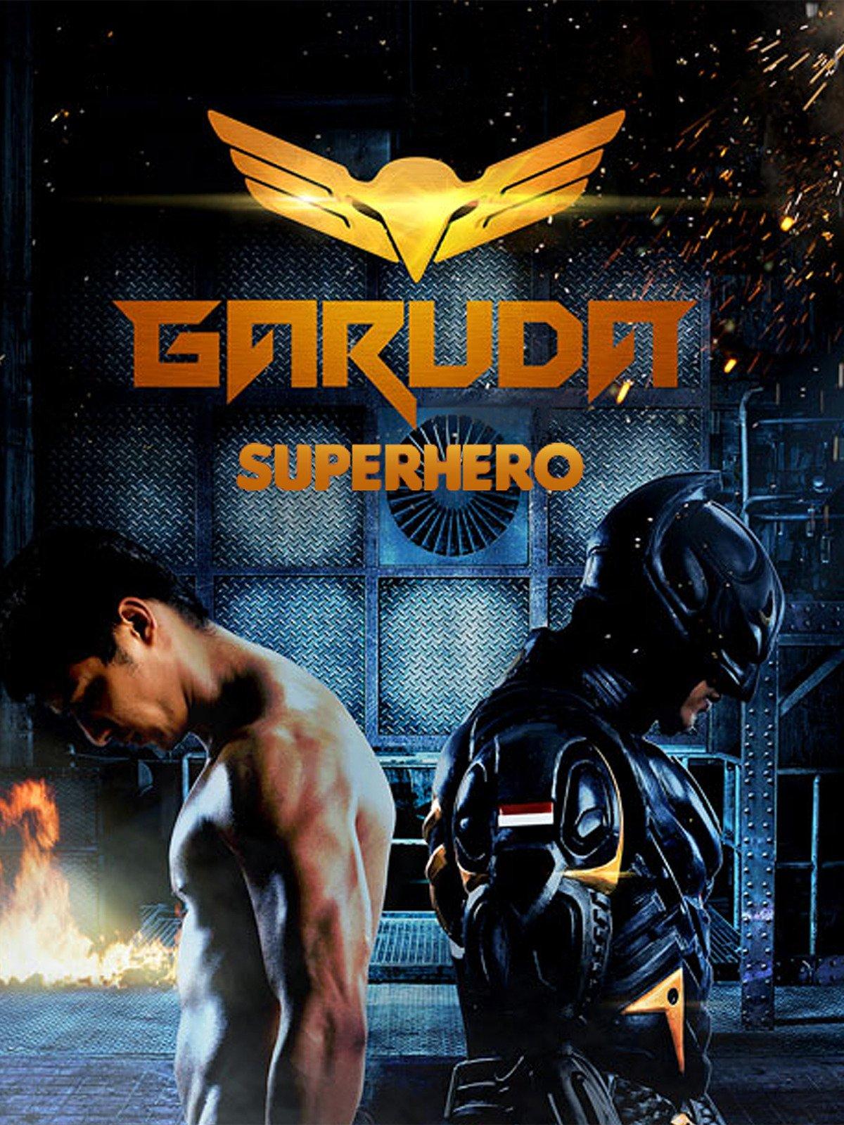 Garuda Superhero