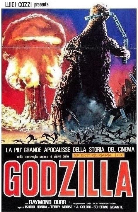 Godzilla: The Euro-Trash Version