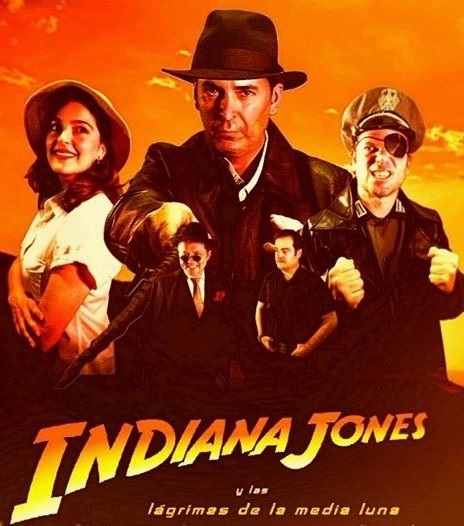Indiana Jones y las Lágrimas de la Media Luna