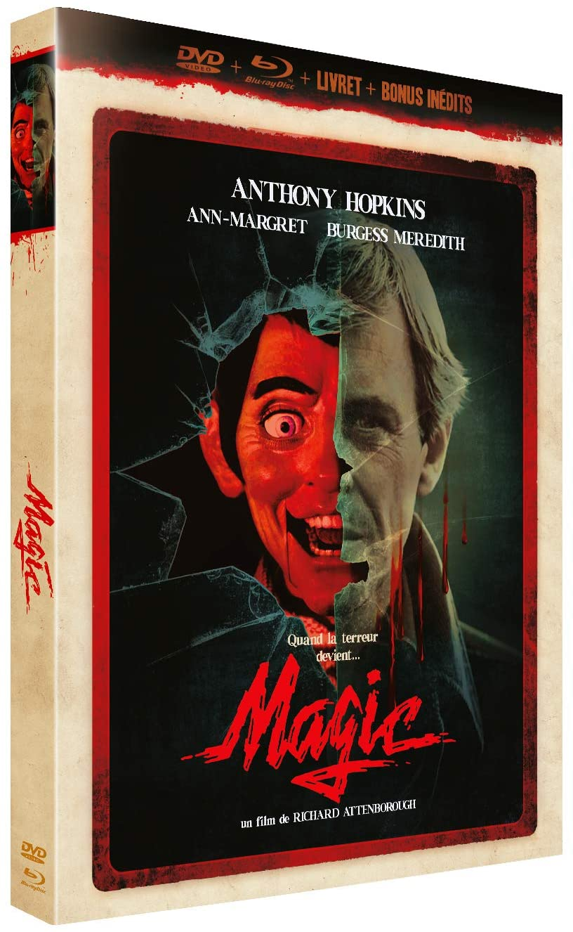 Magic [Édition Collector Blu-Ray + DVD + Livret]