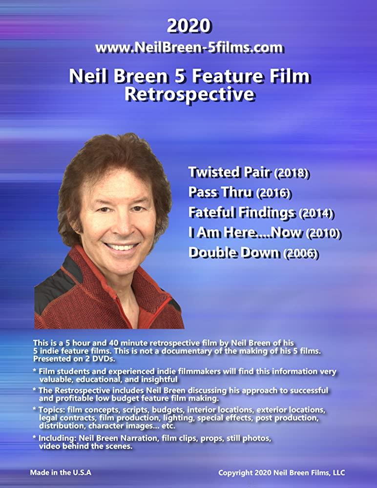 Neil Breen's 5 Film Retrospective