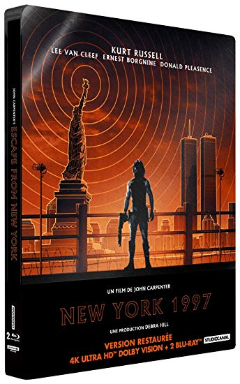 New York 1997 (4K Ultra HD + Blu-ray + Blu-ray bonus)