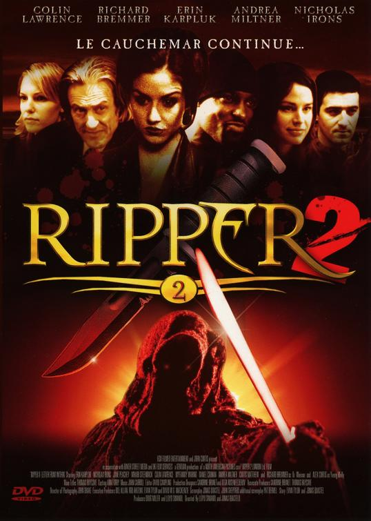 Ripper 2: Letter from Within ripper2letterfromwithinjpg Ripper 2 Letter from Within
