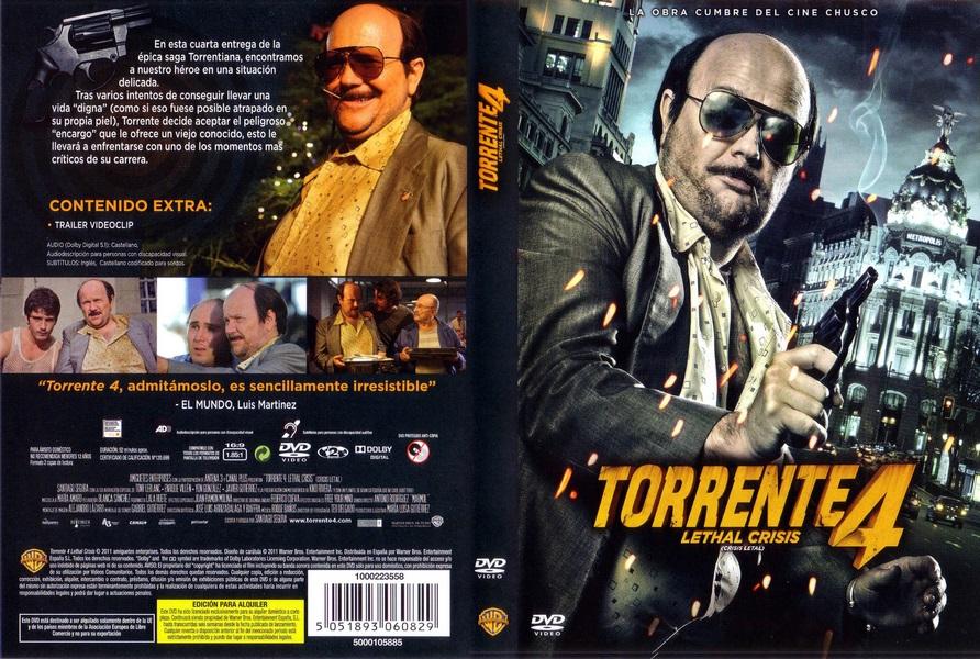 torrente 4 lethal crisis cast