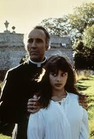 """Christopher Lee  dans """"Une fille... pour le diable"""" (1976)"""