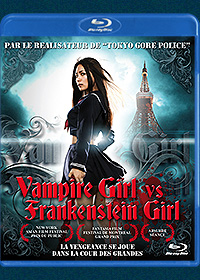 Vampire Girl vs. Frankenstein Girl